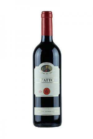 Bottiglia di Vino Rosso L'atto Cantine del Notaio di Ristorante Mangio Roma