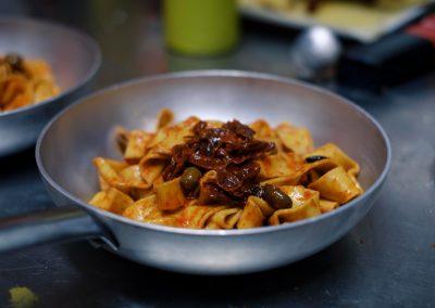 Pappardella Lucana di Ristorante Mangio Roma